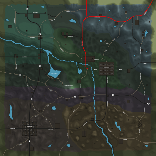 Arrowhead St Map.png