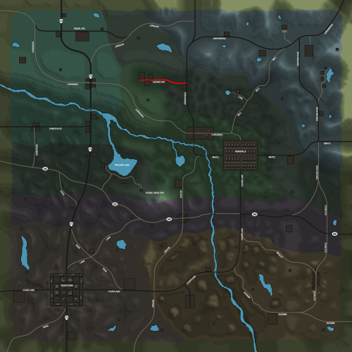 Husker Ave Map.png