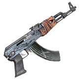 Brilliant Ak 47 Assault Rifle Official 7 Days To Die Wiki Pdpeps Interior Chair Design Pdpepsorg