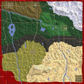 7 days to die carte Map   Official 7 Days to Die Wiki