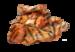 link;Gegrild Konijnenvlees
