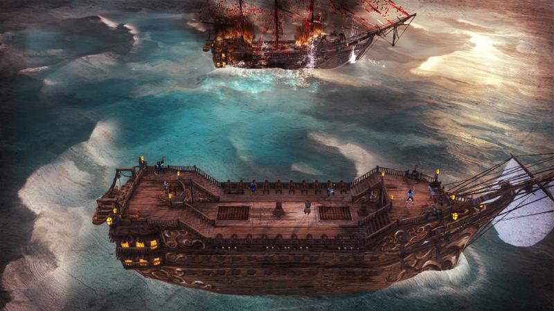 File:09 AbandonShip Combat Tropical Dusk ShipSinking.png