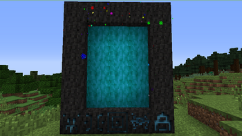 minecraft compass teleport mod