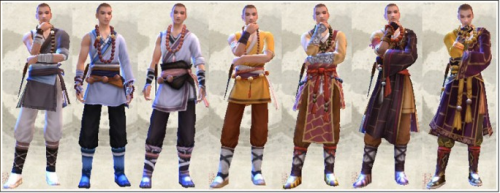 Shaolin Outfits.png
