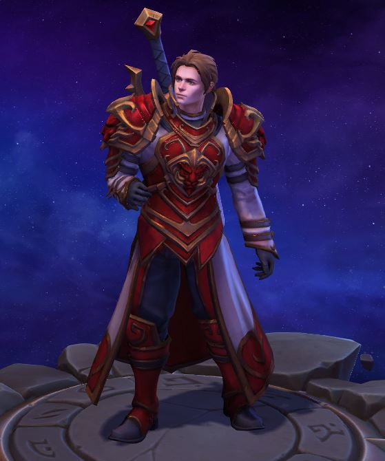 Anduin Redridge - Anduin Wrynn – Abilities, Quotes, and Skins Lore