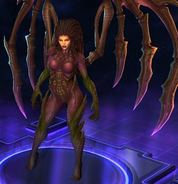 Kerrigan Skins Heroes Of The Storm Wiki