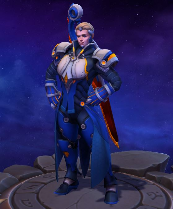 Anduin Neo President - Anduin Wrynn – Abilities, Quotes, and Skins Lore