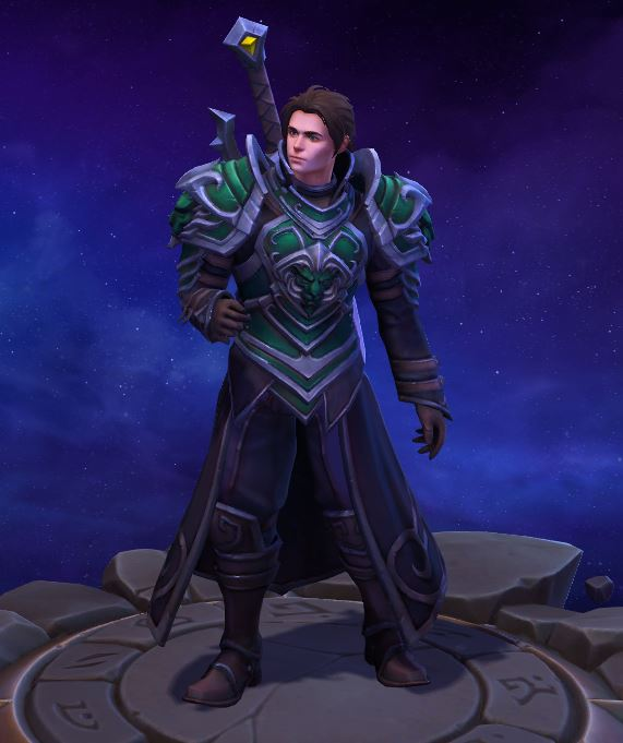 Anduin Elwynn - Anduin Wrynn – Abilities, Quotes, and Skins Lore