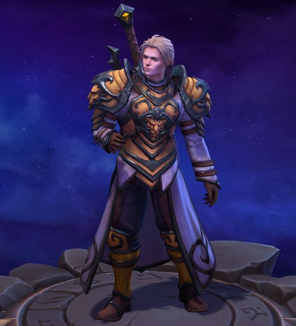 Anduin Westfall - Anduin Wrynn – Abilities, Quotes, and Skins Lore