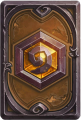 Hearthstone card back - Legend.png