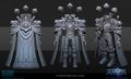 StormPunk Kael'thas high polygon sculpt.jpg