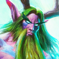 Hearthstone Malfurion Portrait.png