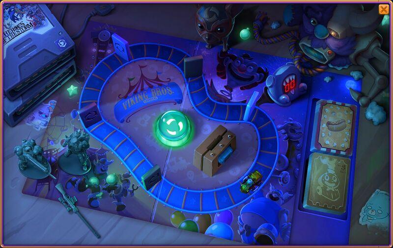 Toys II Board Game