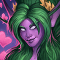 Love Goddess Tyrande Portrait.png