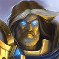 Hearthstone Uther Portrait.png
