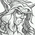 Sketch Night Elf Portrait.png