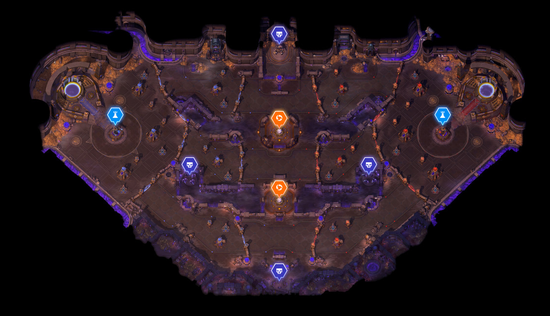Tomb of the Spider Queen map.png