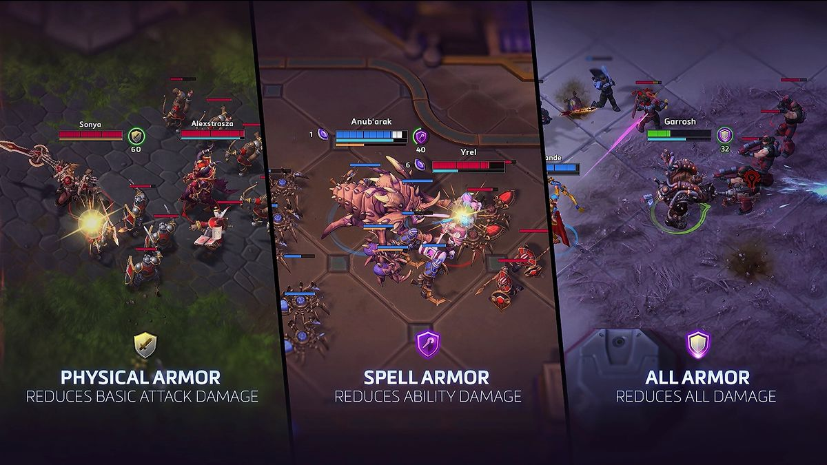 Armor - Heroes of the Storm Wiki