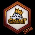 Granit Gaming 2018 Logo Spray.png