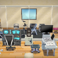 Recording Studio - Animal Crossing: Pocket Camp Wiki