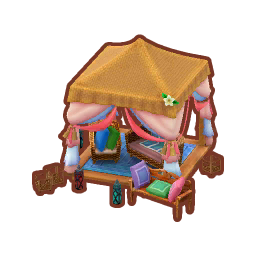 Harmonious Tent Animal Crossing Pocket Camp Wiki