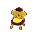 Pompompurin chair.png