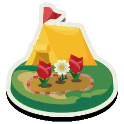 Campsite-Garden Icon.png