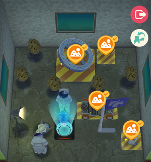 Moon-Landing Room - Animal Crossing: Pocket Camp Wiki