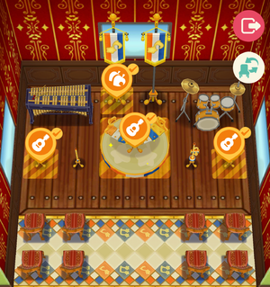 Marching Band Room 2 - Animal Crossing: Pocket Camp Wiki