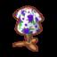 Floral Tee (Purple Pansies).png