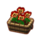 Furniture Potted Orange Pansies.png