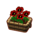 Furniture Potted Red Pansies.png