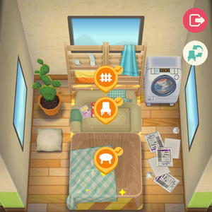 Messy Room - Animal Crossing: Pocket Camp Wiki