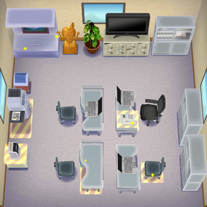 Simple Office - Animal Crossing: Pocket Camp Wiki