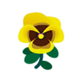 Yellow Pansies.png