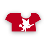 Clothes tshirt silhouette fox-resources.assets-4489.png