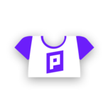 Clothes tshirt pixile white.png