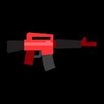 Gun-m16 red.png
