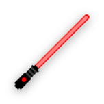 Melee lightsaber red-resources.assets-3543.png
