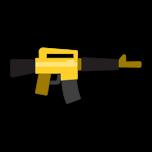 Gun-m16 yellow.png