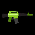 Gun-m16 green.png