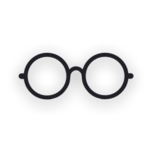Glasses round black-resources.assets-1900.png