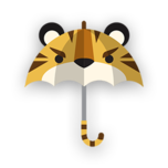 Umbrella animal tiger-resources.assets-1352.png