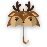 Umbrella animal deer-resources.assets-2388.png