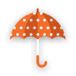 Umbrella polkadot orange-resources.assets-134.png