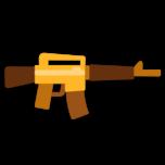 Gun-m16 golden.png