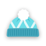 Hat pombeanie blue.png