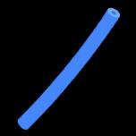 Melee poolnoodle blue.png
