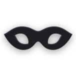 Glasses masquerade mask black-resources.assets-1420.png