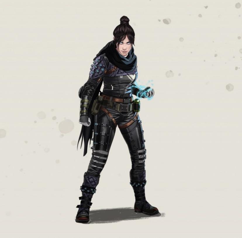 Wraith - Apex Legends Wiki
